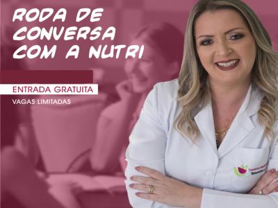Nutricionista Lucimeire Bombach Lara